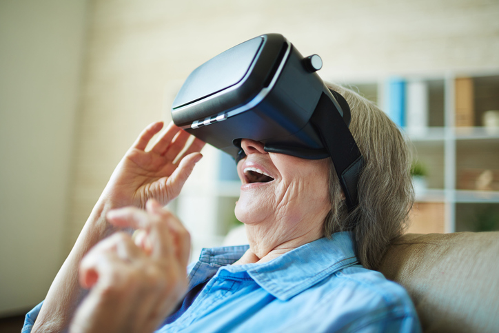virtual reality and content marketing
